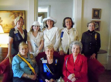 Dames attending 87th Conference